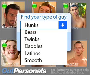 join outpersonals gay online dating site